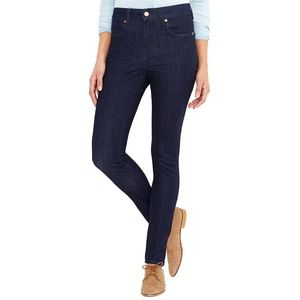 Levi's Commuter High Waisted Skinny Jeans